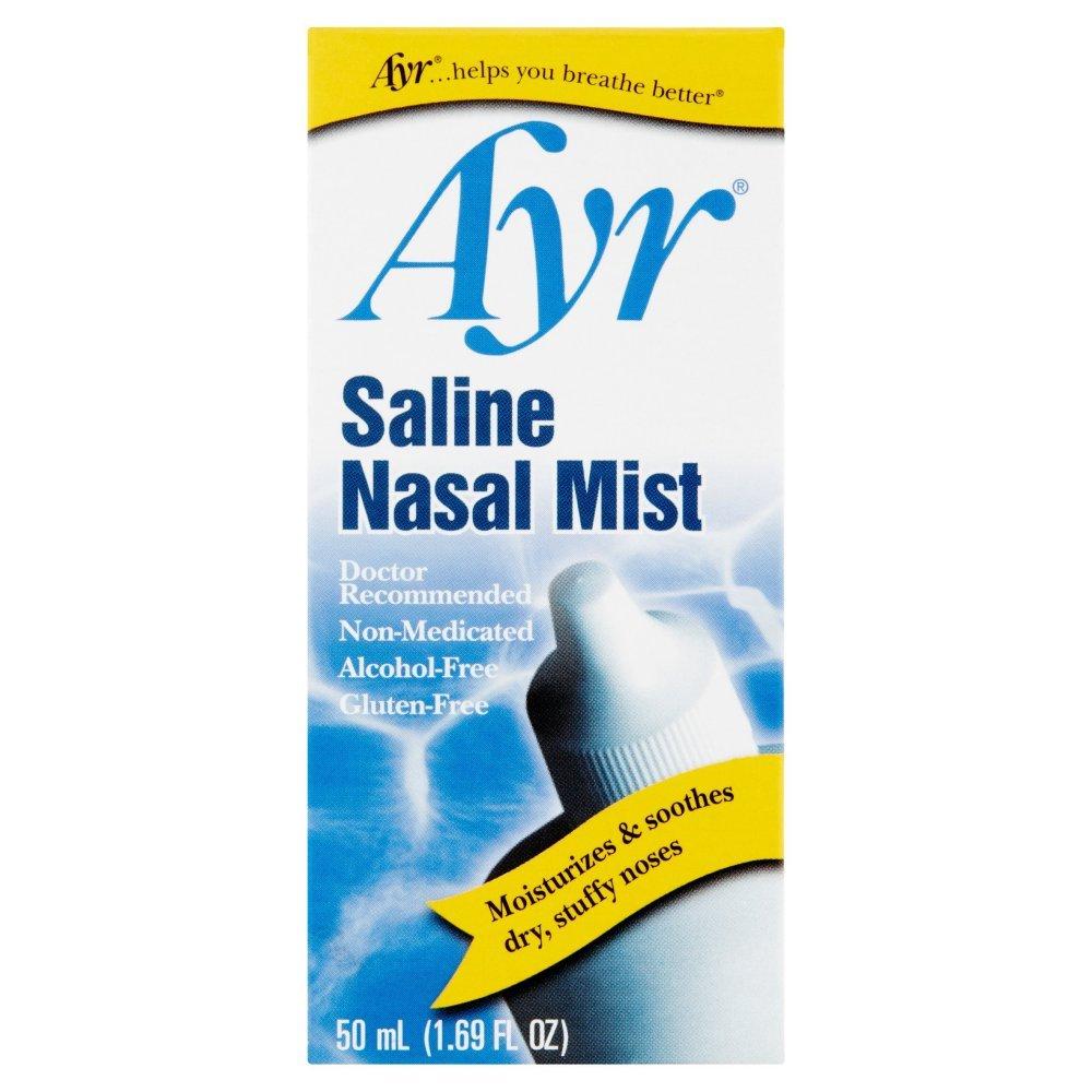 Ayr Saline Nasal Mist Size 50ml
