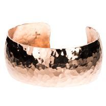 Tskies Hammered Copper Bracelet for Women Southwestern Native American Made