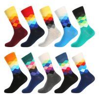 Bonangel Fun Socks ,Funny Socks for Men Novelty Crazy Crew Dress Socks ,Cool Cute Food Graphic Animal Socks