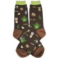 Foot Traffic, Beverages Women's Socks