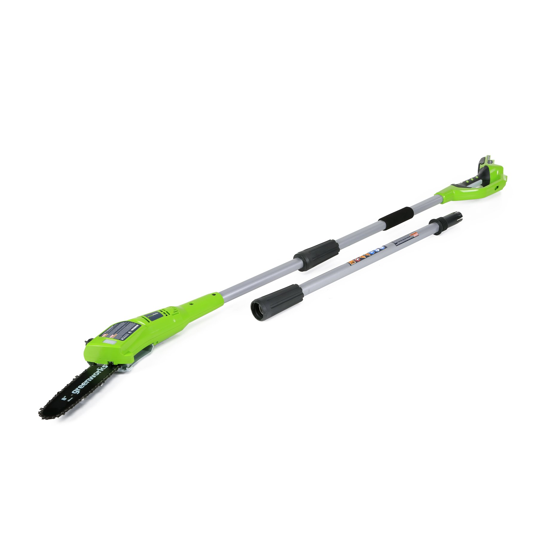 Greenworks 8.3' 24V Cordless Pole Saw, Battery Not Included 1400102