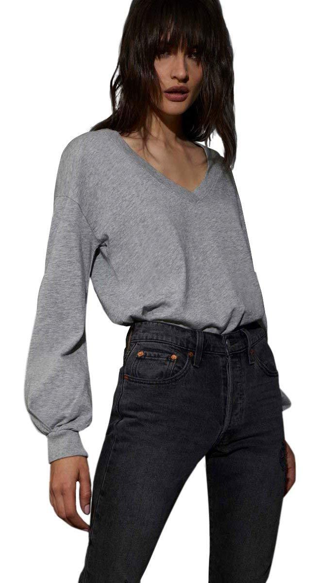 Nation LTD Willa Long Sleeve Shirt for Women