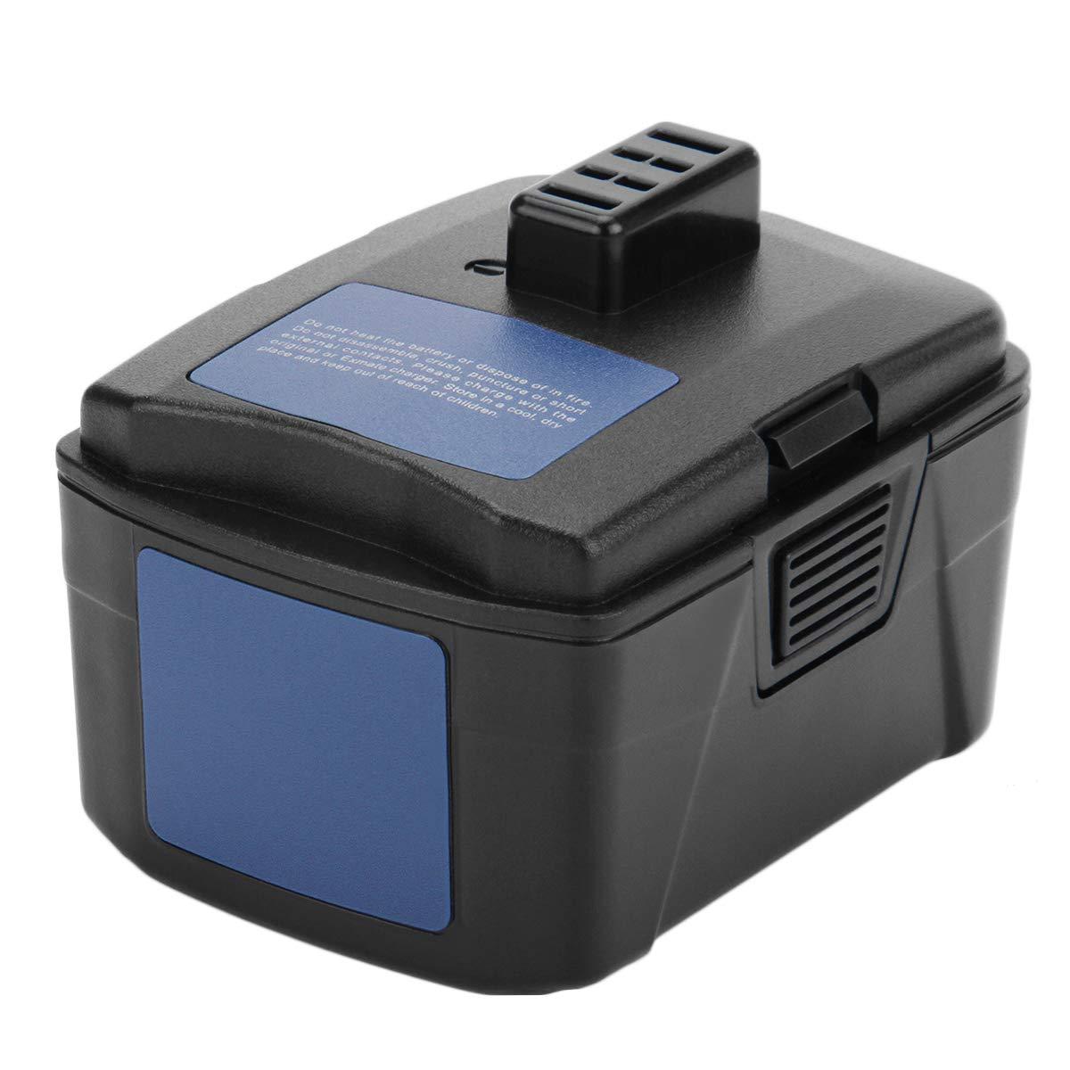 Exmate 12V 5.0Ah Lithium Ion Battery for Ryobi Ryobi CB120L CB121L BPL-1220 130503001 130503005 (NOT for CB120N)