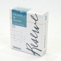 D'Addario Woodwinds DBR1035 Reserve Eb Clarinet Reeds, Strength 3.5, 10-pack