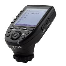 Godox Xpro-S TTL Wireless Studio Flash Trigger Transmitter for Sony Cameras, 2.4G X System 1/8000s HSS,TTL-Convert-Manual Function,11 Customizable Functions