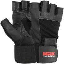 MRX Weight Lifting Gloves Gym Fitness Exercise Bodybuilding Workout Powerlifting