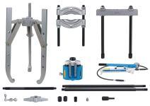 OTC 1690 50-Ton Capacity Hydraulic Puller Set