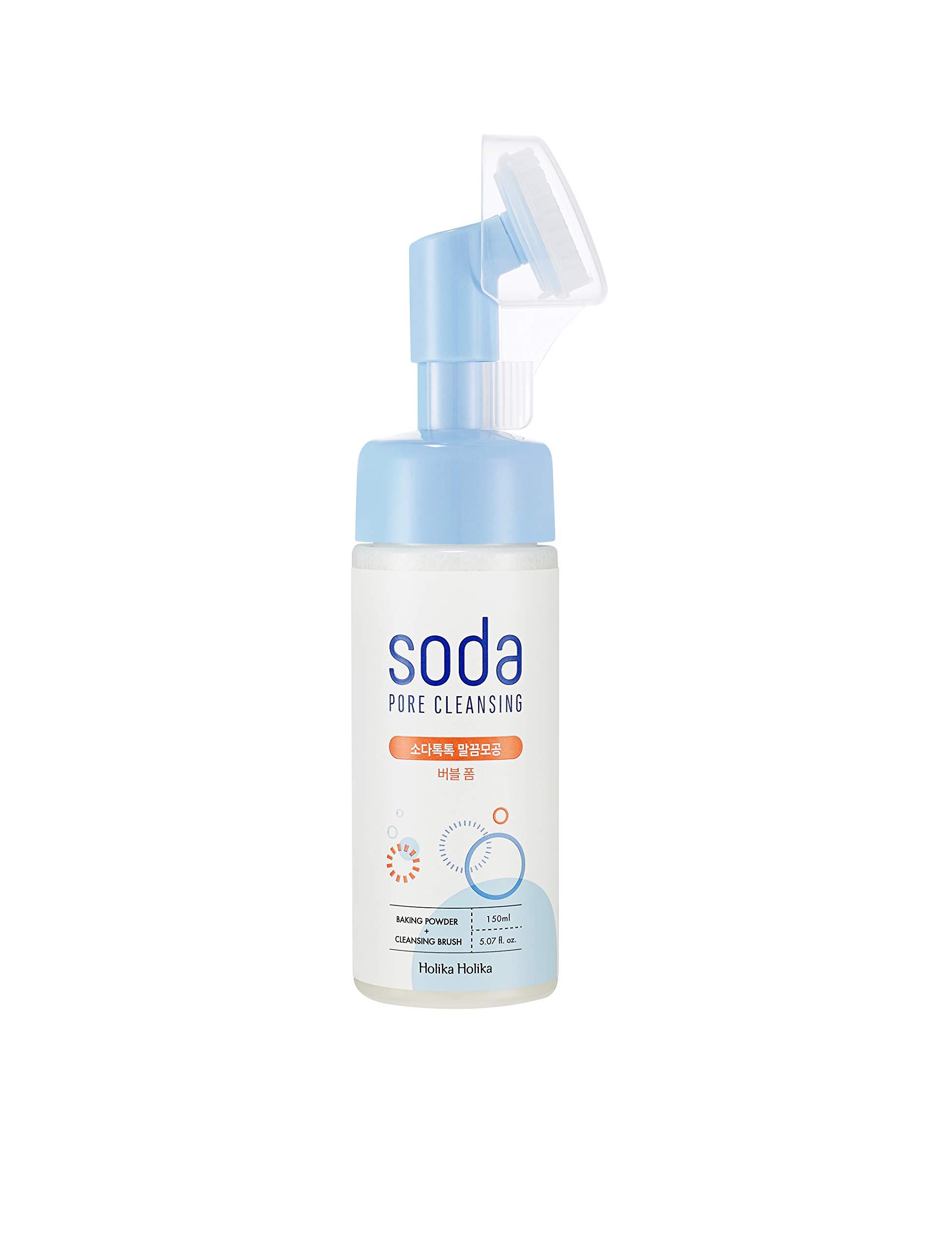 [Holika Holika] Soda Pore Cleansing Bubble Foam 5.07 fl.oz. …