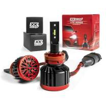 XKGLOW H7 LITE Series LED Headlight Conversion Kit - Replacement Headlight Bulb for Halogen