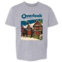 Overlook Hotel Horror Movie Makes Jack A Dull Boy Youth Kids Girl Boy T-Shirt