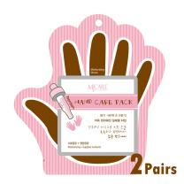 Pack of 2, Korean Beauty Cosmetics Premium Hand Care Pack for Moisturizing and Nutrients