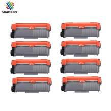 8 Pack Toner Cartridge for Brother TN660 TN630, Black Toner Replacement for Brother HL-L2300D L2320D L2340DW L2360DW L2380DW, Brother DCP-L2500D L2520DW L2540DW Printers