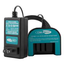 Creabest 1.2V-18V Ni-MH/Ni-CD for 244760-00 black and decker 18v battery charger 90556254-01 Battery HPB18 HPB18-OPE HPB12 HPB14 FSB14 FSB18 FS120BX (NOT for Li-ion Battery)