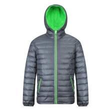 FAFNIR Men's Hooded Puffer Jacket Winter Insulated Outerwear Coat