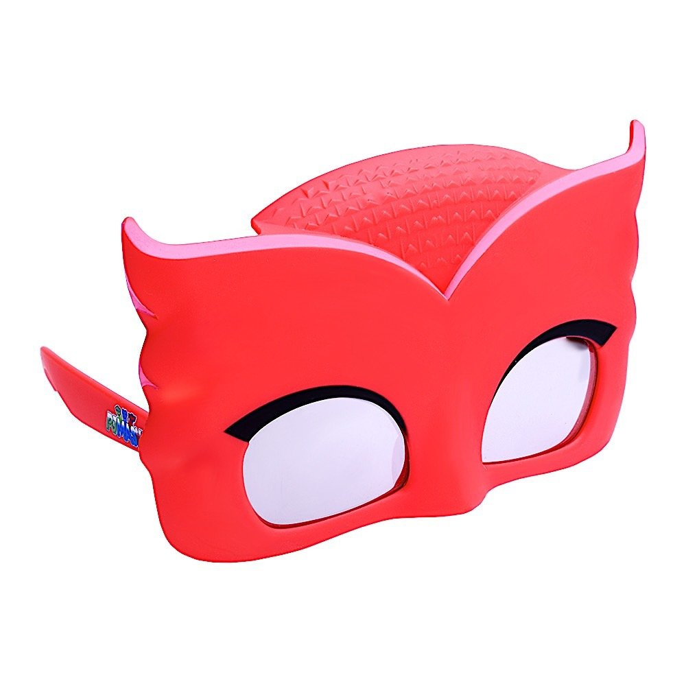 Costume Sunglasses PJ Mask Owlette Sun-Staches Party Favors UV400
