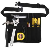 Tuhaoge Profession Electrical'S Pouch Keep it organized Tool Belt Bag for Maintenance Tool Pouch