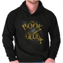 Bible Book Club Jesus Christ Christian Pray Hoodie