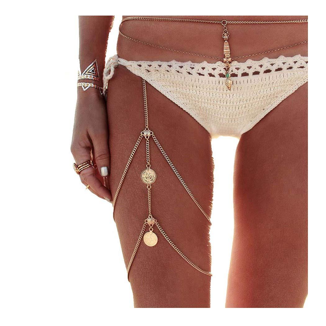 3 Drape Gold Body Chain,Body Jewelry Beach Jewelry,night party,beach wedding,festival