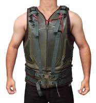 Decrum Superhero Costumes for Men - Cosplay Leather Jackets for Adults