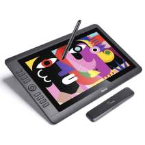 Parblo Coast16 Drawing Tablet with Screen 15.6 Inches Pen Display with 8192 Levels Battery-Free Pen for Digital Artworks Design Sketching Painting Drawing, Drawing Monitor Works with Windows Mac OS