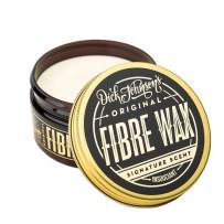 Dick Johnson Hair Paste Hair Wax- Fiber Wax Hair Clay, Strong Hold, Matte Finish, Molding Paste for All Hair Types, Low-Shine, Modern Hairstyles, Thickening, Hair Styling Cream for All Day Hold 3oz