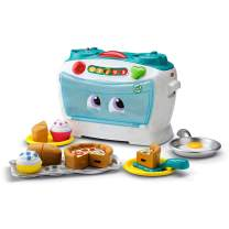 LeapFrog Number Lovin' Oven, Teal, Great Gift For Kids, Toddlers, Toy for Boys and Girls, Ages 2, 3, 4, 5