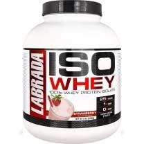Labrada Nutrition ISO LeanPro 100% Premium Whey Protein Isolate Powder, Vanilla, 5 Pound