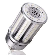 36 Watt LED Corn Light Bulb - 4680 Lumens - Aries S Series LED Corn Light Bulb - Mogul E39 Base - 3000K - Replacement for 125-175 watt HID/HPS/Metal Halide or CFL - High Efficiency 140 Lumen/watt
