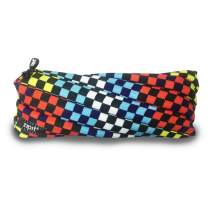ZIPIT Fresh Twister Pencil Case, Race Flag