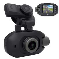 """Uber Dash Cam, Z-Edge Z3Pro 2.0"""" Screen Infrared Night Vision Dual Dash Camera Front and Inside, Dual 1920x1080P Car Camera, with 32GB Memory Card, Sony Sensor, Supercapacitor, WDR, 150° Wide Angle"""