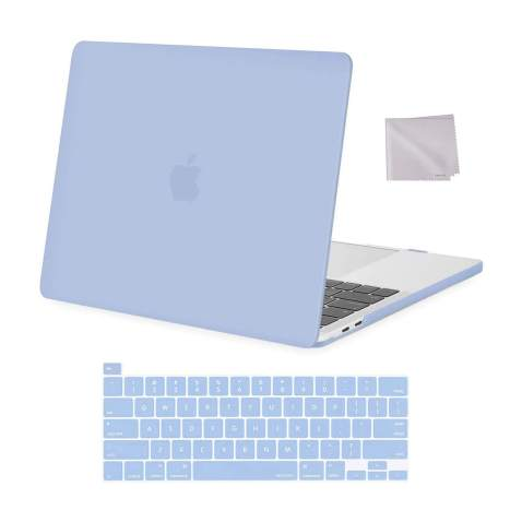 Spring Wild Flowers MacBook 13 Laptop Case A1706 A1708 A1989 A2159 A1466 A1369 A1932 A1707 A1990 Plastic Hard Shell Case Ultra-Slim Laptop Hard Shell Cover Protective Case for Apple MacBook Air