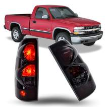 Winjet Compatible with [1999 2000 2001 2002 2003 2004 2005 2006 Chevrolet Silverado] [1999-2003 GMC Sierra] Tail lights
