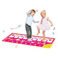 GZCY Piano Music Dance Mat for Kids - Best Gifts