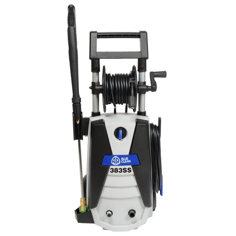 AR Annovi Reverberi AR383SS Pressure Washer, Blue