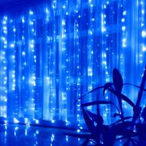 TORCHSTAR LED Curtain Light, Blue