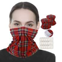 Scarf Bandanas Neck Gaiter Multi-Purpose Balaclava Headwear for Outdoor Sports