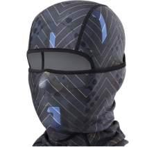 AXBXCX Balaclava Windproof Ski Mask(Easy Open/Close)