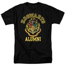Popfunk Harry Potter Hogwarts Alumni T Shirt & Stickers