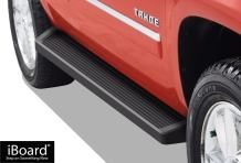 APS Running Boards Compatible with Chevy 2005-2020 Tahoe GMC Yukon Sport Utility 4-Door (Exclude Z71 Hybrid Models) & 2002-2006 Avalanche Crew Cab