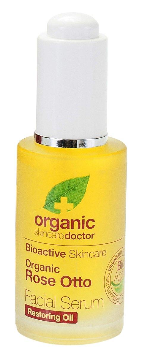Organic Doctor Organic Rose Otto Facial Serum, 1.1 fl.oz.
