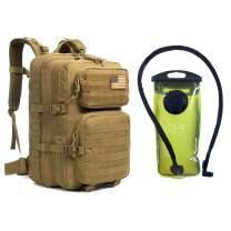 J.CARP Military Tactical Backpack Large 3 Day Assault Pack Army Molle Bug Out Bag Backpacks