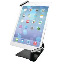 """Tablet Stand, CTA Digital Universal Anti-Theft Security Grip with POS Stand for 7-11"""" Tablets/iPad 10.2-Inch (7th Gen.), 11-Inch iPad Pro, iPad Air 2, iPad Mini 5, Galaxy Tab, Note 10.1 & More"""