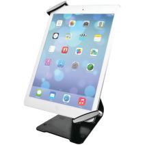 "Tablet Stand, CTA Digital Universal Anti-Theft Security Grip with POS Stand for 7-11"" Tablets/iPad 10.2-Inch (7th Gen.), 11-Inch iPad Pro, iPad Air 2, iPad Mini 5, Galaxy Tab, Note 10.1 & More"