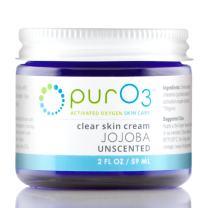 PurO3 Fully Ozonated Jojoba Oil - 2 oz