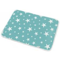 """Portable Changing Pad (27.5""""×19.7"""") Diaper Changing Mat for Home and Outdoor, Waterproof Changing Pad for Girls Boys Newborn"""