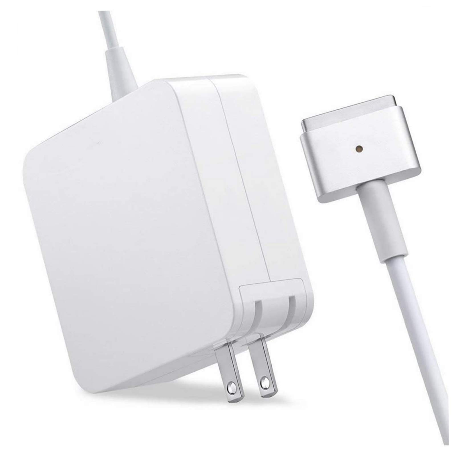 Mac Book Air Charger, 45W Magsafe 2 Power Adapter with Magnetically T-Tip, Compatible with Mac Book Air 11/13 inch (After Mid 2012)