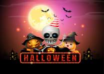 AIIKES 7x5FT Halloween Pumpkin Skull Backdrop Full Moon Night Bat Photography Background Horrible Castle Party Decorations for Kids Adult Portrait Banner Background Photo Studio Booth Props 11-739