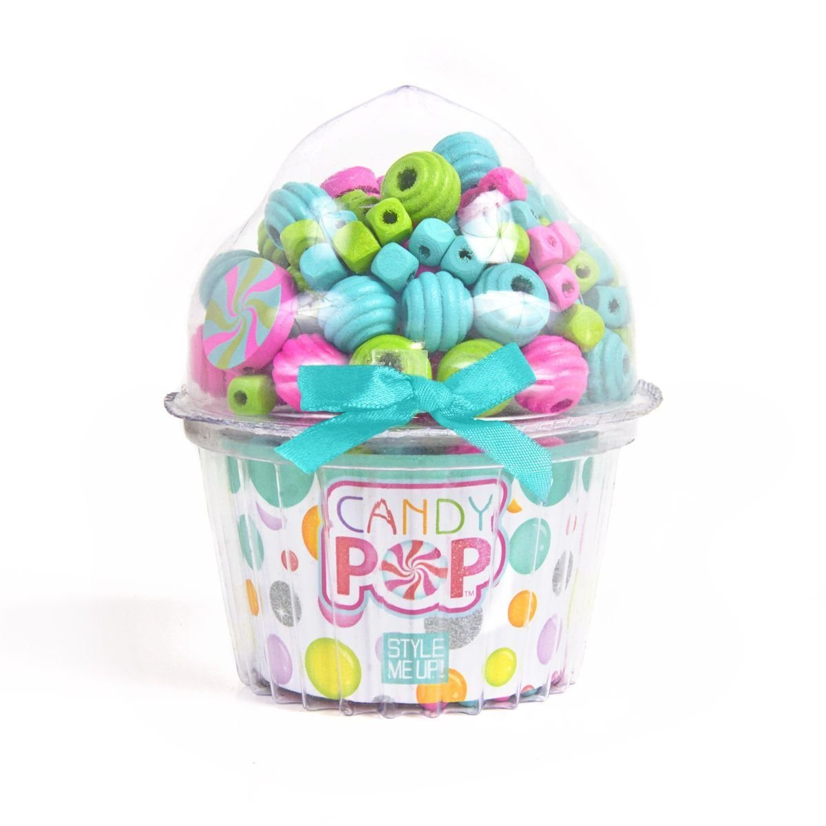 Style Me Up! Candy Pop - Candy Pop to Go - Cupcake Blue