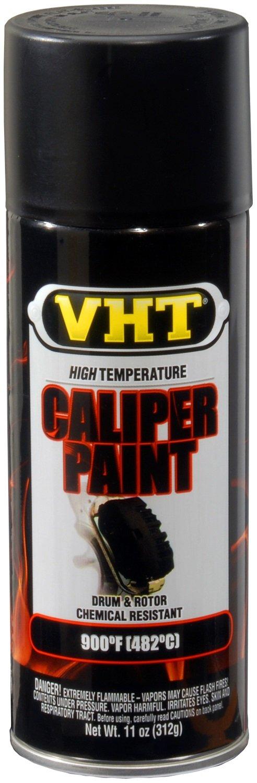 VHT SP739 Satin Black Brake Caliper Paint Can - 11 oz.