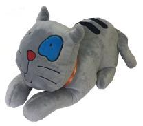 "Caillou Gilbert Cat 12"" Plush (ID00211)"